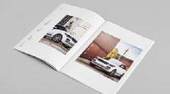 汽车宣传画册印刷