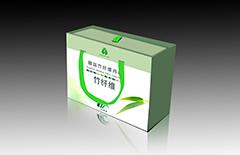 竹纤维内裤包装盒