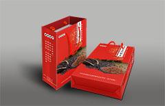 紫米红米手提袋包装印刷