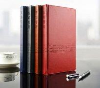 四川五项管理行动日志皮质笔记本