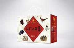 泸州江门土特产手提袋包装