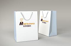 米子简餐外卖包装盒手提袋