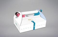 酸奶包装盒定制
