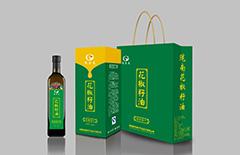 花椒油礼盒包装纸盒手提袋定制