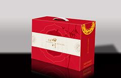 新年年货大礼包礼盒包装定制