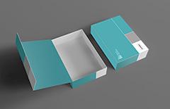 生物科技公司产品礼盒包装定制