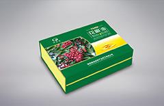 3瓶装花椒油礼品盒包装定