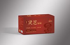 灵芝粉包装盒定制