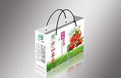 草莓手提袋印刷