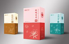 果茶|花茶抽屉式包装盒