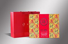 4瓶装白酒礼品盒包装定制