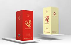 浓香型白酒包装盒定制