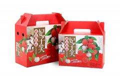 水果包装礼盒的常用结构样式有几种?