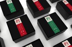 将书法和吉祥汉字运用到成都茶叶包装设计中