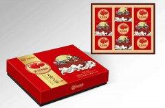 成都月饼包装盒定制简约风格赏析