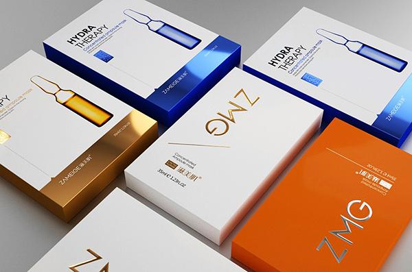 化妆品包装的造型设计决定着消费者的购买心理