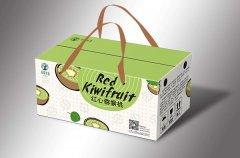 猕猴桃包装的常规尺寸及盒型材质结构