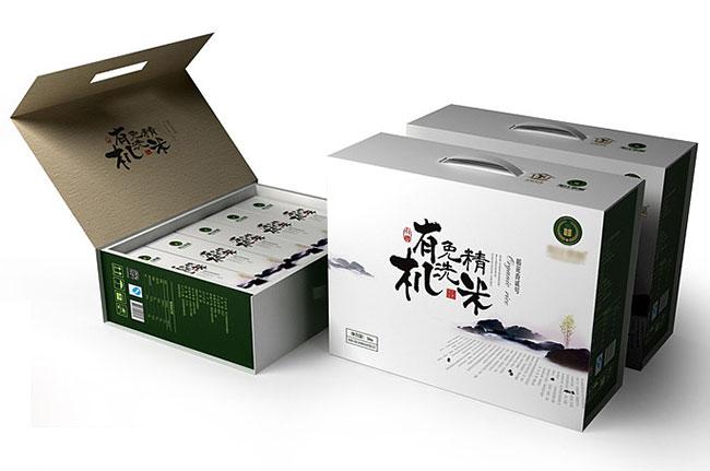 色彩在四川农产品包装中的设计趋向