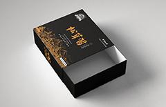 松茸酱抽屉盒包装定制