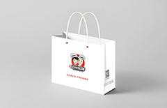泸州卤肉外卖手提纸袋